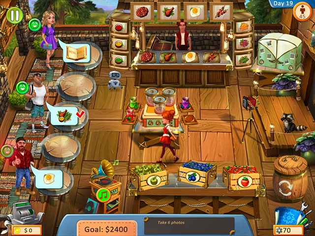 Download Cooking Games Myplaycity