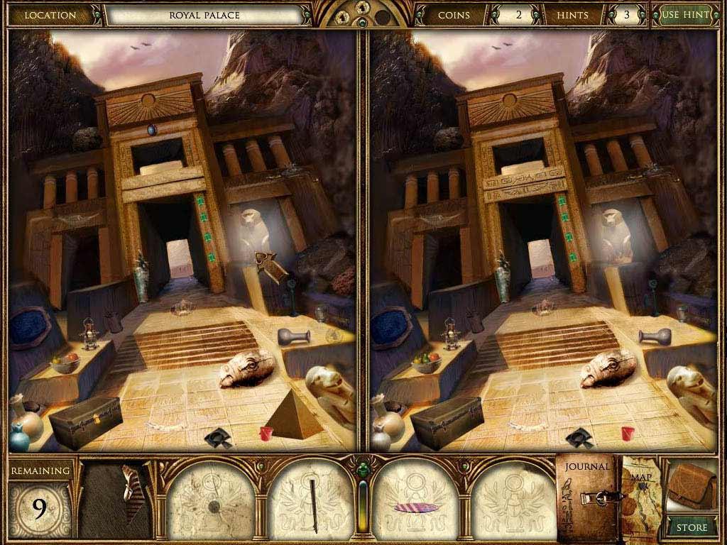 PharaohS Secret Game