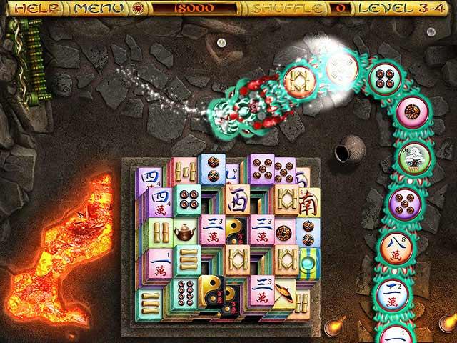 Dragon Dance Game