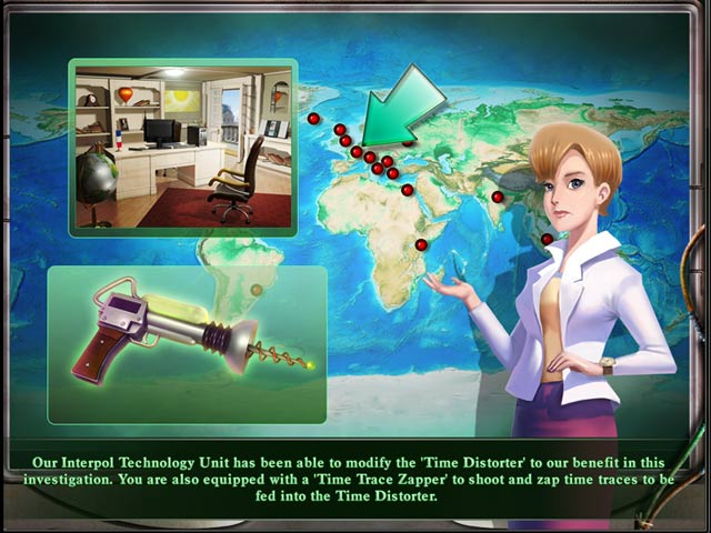 Time Chronicles: The Missing Mona Lisa Game Download at ...