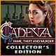 Cadenza: Fame, Theft and Murder Collector's Edition Game