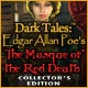 Dark Tales: Edgar Allan Poe's The Masque of the Red Death Collector's Edition Game