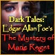 Dark Tales: Edgar Allan Poe's The Mystery of Marie Roget Game