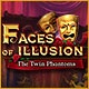Faces of Illusion: The Twin Phantoms Game