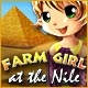 Farm Girl at the Nile Game