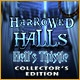 Harrowed Halls: Hell's Thistle Collector's Edition Game