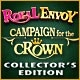 Royal Envoy: Campaign for the Crown Collector's Edition Game