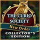 The Curio Society: New Order Collector's Edition Game