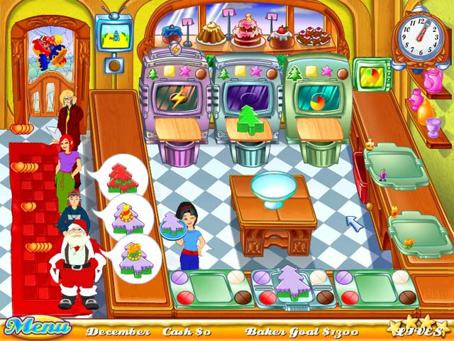 Cake Mania Download Free Full Version