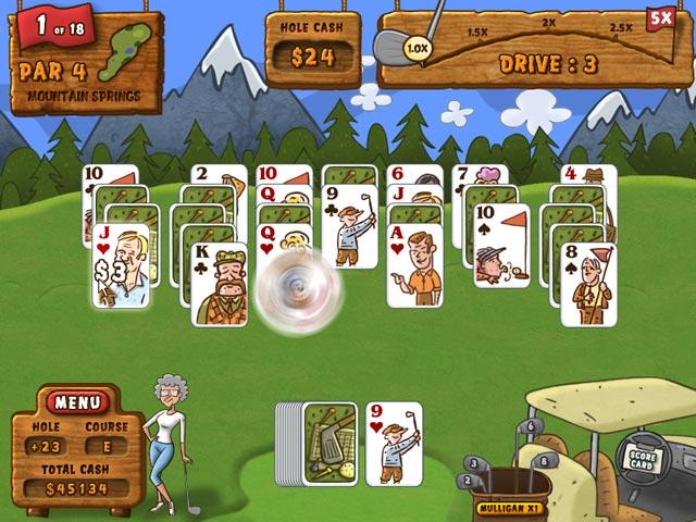 Fairway Solitaire Free Online Game