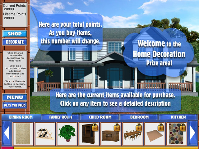 Family Feud Dream Home Game Download At