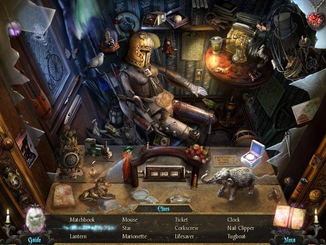 Mystery legends the phantom of the opera strategy guide screenshot 3