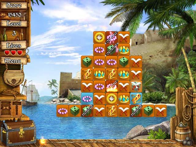 pirate island game