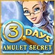3 Days - Amulet Secret Game