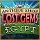 Antique Shop: Lost Gems Egypt Game