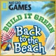 Build It Green: Back to the Beach Game