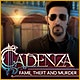 Cadenza: Fame, Theft and Murder Game