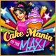 Cake Mania To The Max Game