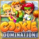 Cookie Domination Game
