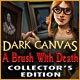 Dark Canvas: A Brush With Death Collector's Edition Game