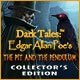 Dark Tales: Edgar Allan Poe's The Pit and the Pendulum Collector's Edition Game