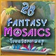 Fantasy Mosaics 28: Treasure Map Game
