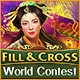 Fill and Cross: World Contest Game