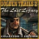 Golden Trails 2: The Lost Legacy Collector's Edition Game
