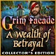 Grim Facade: A Wealth of Betrayal Collector's Edition Game
