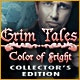 Grim Tales: Color of Fright Collector's Edition Game
