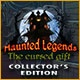 Haunted Legends: The Cursed Gift Collector's Edition Game