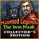 Haunted Legends: The Iron Mask Collector's Edition Game
