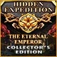 Hidden Expedition: The Eternal Emperor Collector's Edition Game