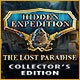 Hidden Expedition: The Lost Paradise Collector's Edition Game