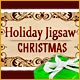 Holiday Jigsaw Christmas Game