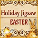 Holiday Jigsaw Easter Game