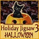 Holiday Jigsaw Halloween 3 Game