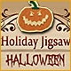 Holiday Jigsaw: Halloween Game