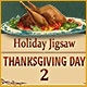 Holiday Jigsaw Thanksgiving Day 2 Game