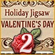 Holiday Jigsaw Valentine's Day 2 Game