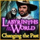 Labyrinths of the World: Changing the Past Game