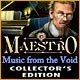 Maestro: Music from the Void Collector's Edition Game