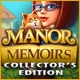 Manor Memoirs Collector's Edition Game