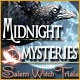Midnight Mysteries 2 - Salem Witch Trials Game