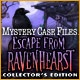 Mystery Case Files®: Escape from Ravenhearst Collector's Edition Game