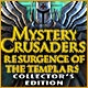 Mystery Crusaders: Resurgence of the Templars Collector's Edition Game