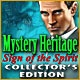 Mystery Heritage: Sign of the Spirit Collector`s Edition Game