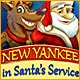 New Yankee in Santa's Service Game