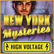 New York Mysteries: High Voltage Game