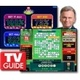 Pat Sajak's Lucky Letters: TV Guide Edition Game
